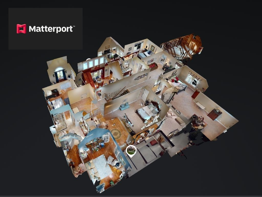 Matterport scan by Cherokee Drone Services