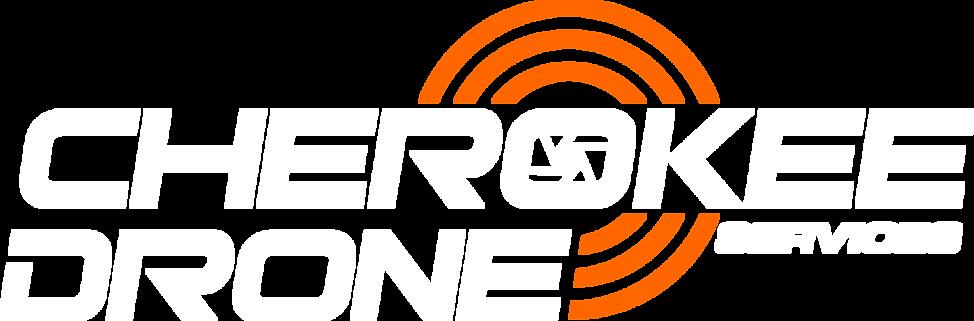 drone white logo